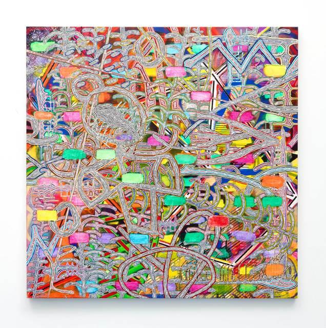 , 'blanwhchtr,' 2016, Cris Worley Fine Arts