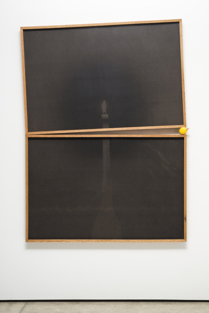 , 'Candle, Miami,' 2015, Lora Reynolds Gallery