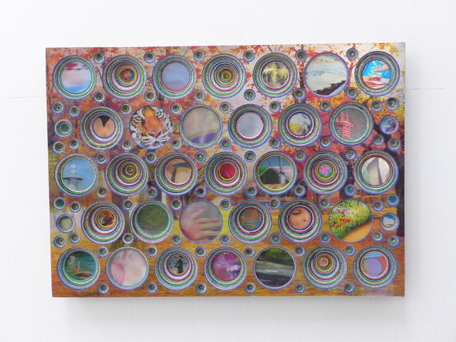 Carmen Perrin, 'Entrepiche, la main prend, l'oeil capte ', 2015, Club d'Art Contemporain