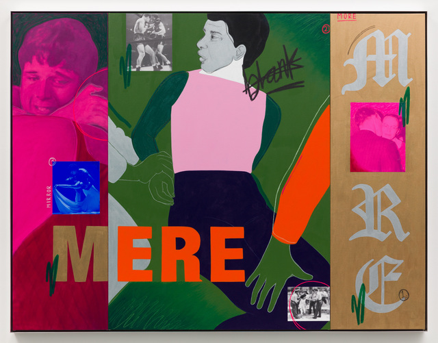 , 'Mere Mirror,' 2020, Charlie James Gallery