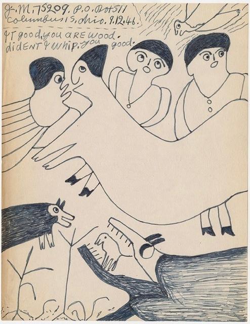 """, '""""It good"""" ,' 1946, Ricco/Maresca Gallery"""