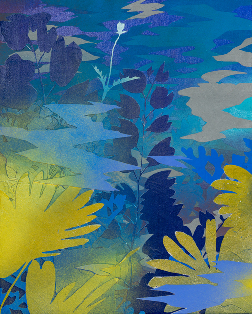 , 'LA River Seedlings 2 (Los Angeles River),' 2018, LAUNCH LA