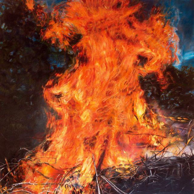 , 'Brush Fire,' 2016, Abbozzo Gallery
