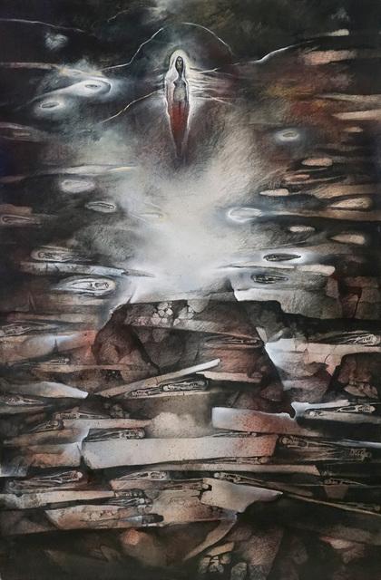 , 'Madonna of Mexico City,' , Deborah Colton Gallery