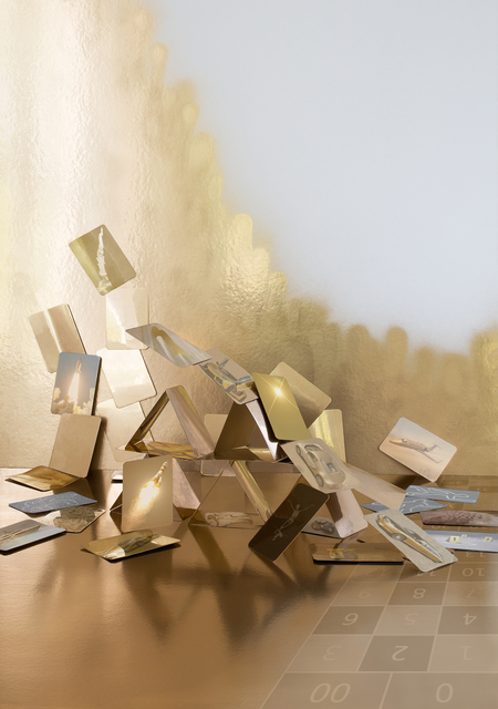 , 'Rien ne va plus,' 2016, Galerie Kleindienst