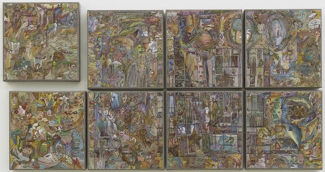 , 'Union 联盟,' 2016, Chambers Fine Art