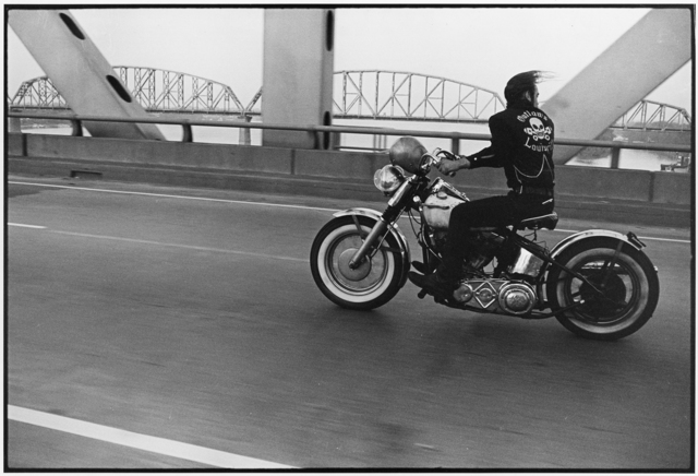 , 'Crossing the Ohio near Louisville,' 1966, Etherton Gallery
