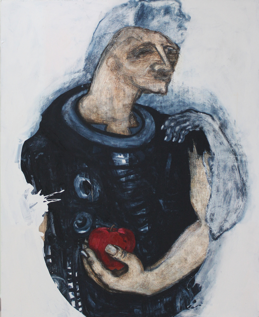 , 'Red Apple - Al Elma,' 2014, Anna Laudel