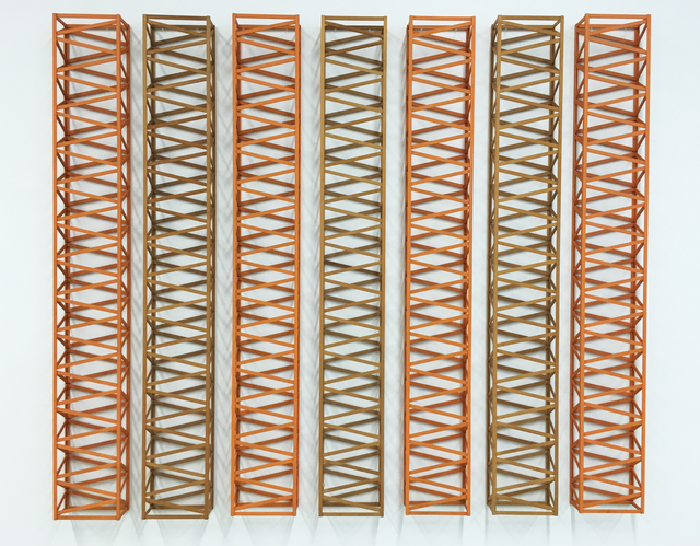 , '(3+4) SR,' 1969, Aicon Gallery