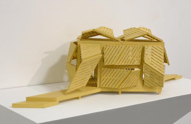 Michael Jantzen, 'Out of the Box Pavilion (Maquette)', 2014, Bruno David Gallery