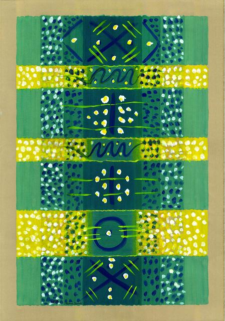 Mona Saudi, 'Almond Flowers', 1998, Lawrie Shabibi