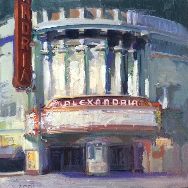 , 'Alexandria,' 2018, Sue Greenwood Fine Art