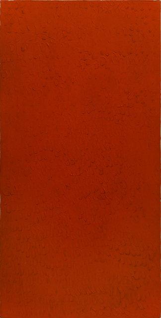 , 'Monochrome Rouge,' 1974, ABC-ARTE