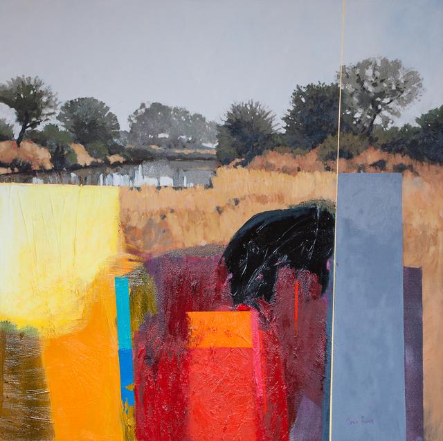 , 'Satara 7,' 2015, Christopher Moller Gallery
