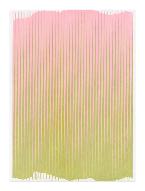 , 'Lonely Planet (Deco Pink / Lime Peel),' 2016-2017, Gavlak
