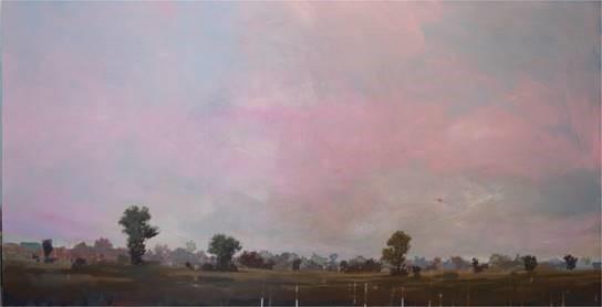 , 'Field #2,' 2016, Galerie de Bellefeuille