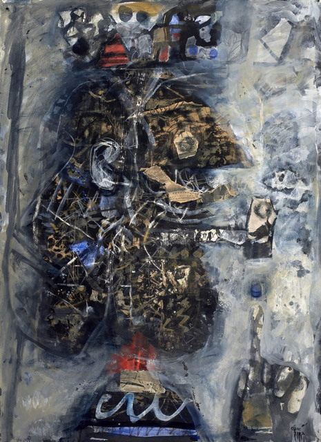 Antoni Clavé, 'Roi a la pipe', 1957, Galería Daniel Cardani