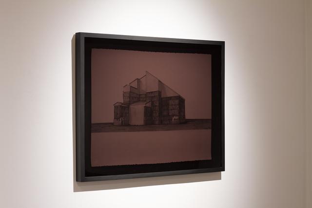 Simon Bilodeau, 'Ce que l'on ne voit pas qui nous touche', 2014, Art Mûr