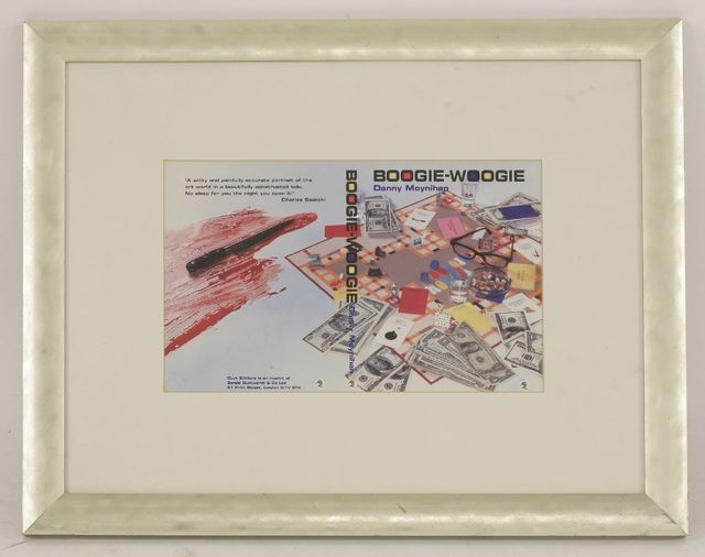 Damien Hirst, 'Boogie-Woogie', 2000, Print, Offset lithograph in colours, Sworders