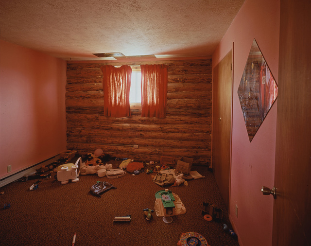 , 'Kids' Room, Carlin Social Club, Carlin, Nevada,' 1988, Garvey | Simon