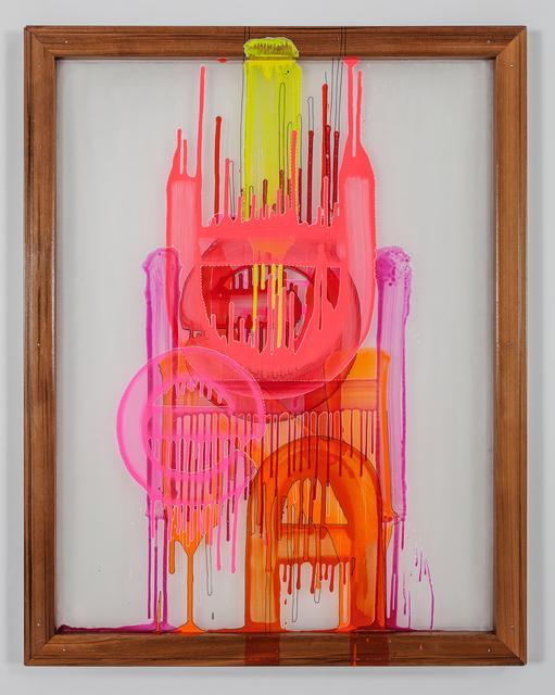 , 'aaaeghhin,' 2018, Soluna Fine Art