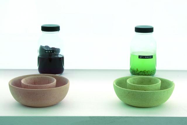 "Studio Formafantasma, '""Autarchy"" vessel process', 2010, Triennale Design Museum"