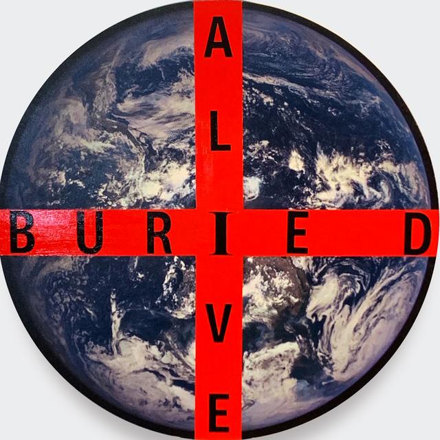 , 'Buried Alive,' 2019, V1 Gallery