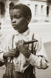 Helen Levitt, 'New York City (young boy),' 1942, Phillips: Photographs (April 2017)