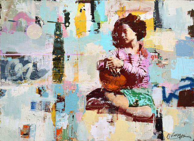 , 'Contemplation,' 2018, Adam Gallery