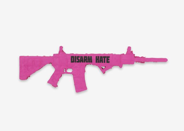 Andrea Bowers, 'Disarm Hate', 2018, Aspen Art Museum Benefit Auction