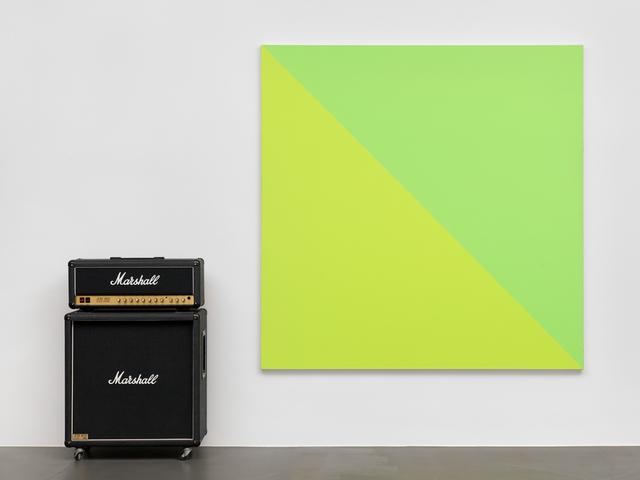 John M. Armleder, 'Untitled, FS 245', 1990, Galerie Andrea Caratsch