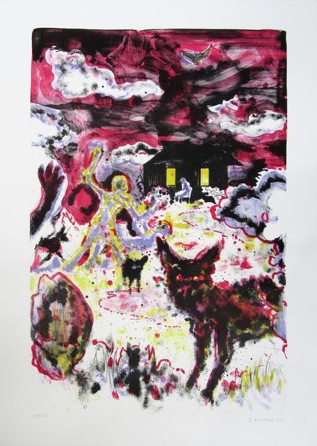 Daniel Richter, 'Holland Mysteries#b', 2004-2005, Galerie Wit
