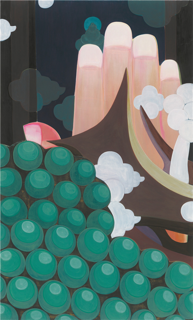 , 'Tathagata,' 2016, Amy Li Gallery