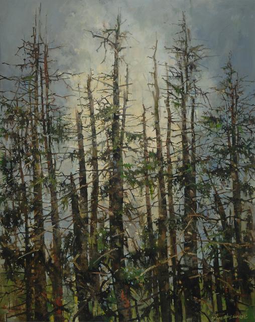 John Alexander, 'Magic Trees', 2014, Arthur Roger Gallery