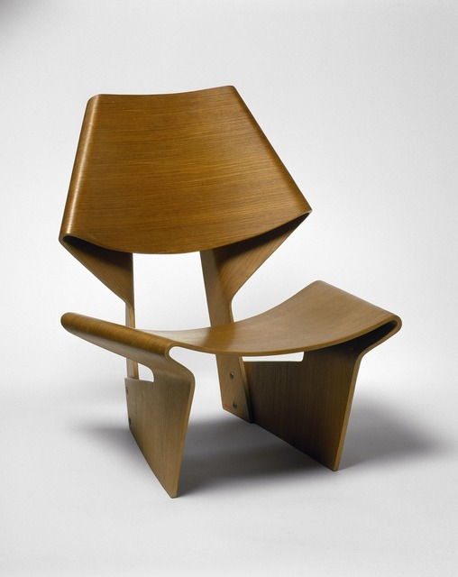 , 'Chair,' 1963, Instituto Tomie Ohtake