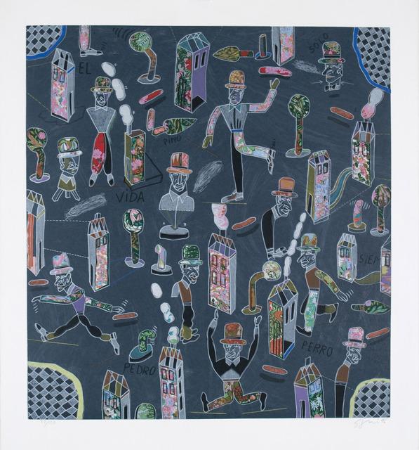 , 'Las Cuates Esquinas,' 1996, Zane Bennett Contemporary Art