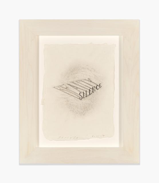 , 'Beauty-Silence,' 2017, Richard Gray Gallery
