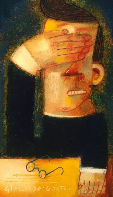 , 'Glasses,' 2016, Gallery Mac