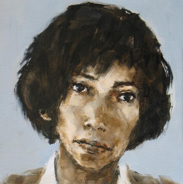 , 'La témoin #2,' 2013, Galerie Arcturus