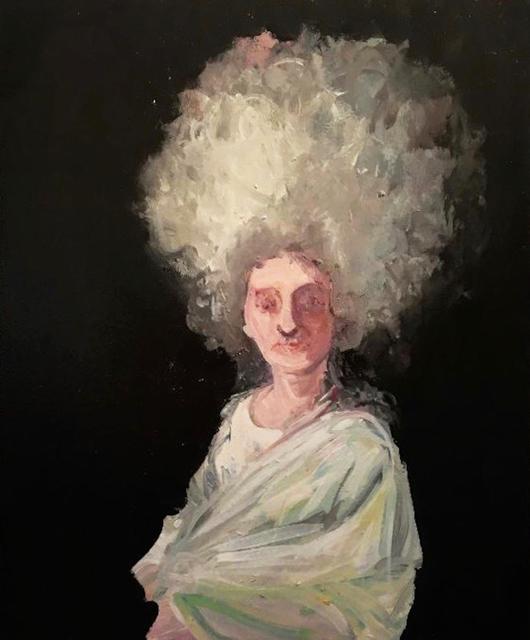 Deborah Brown, 'Regency Portrait', 2015, The Painting Center