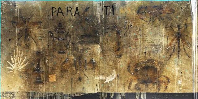 , 'El mago,' 2017, Lux Perpetua Art Centre