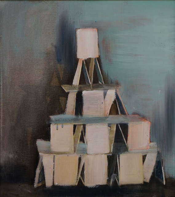 , 'House of Cards,' 2016, Zemack Contemporary Art
