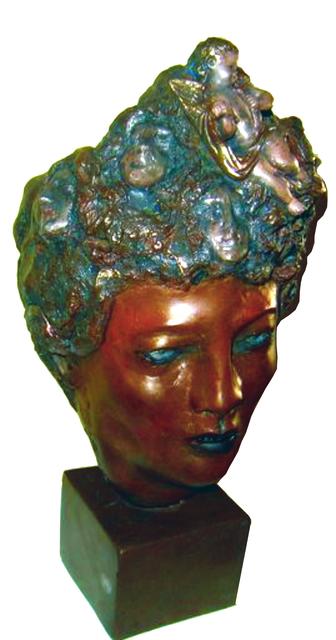 , 'Medusa,' 2007, Maria Elena Kravetz