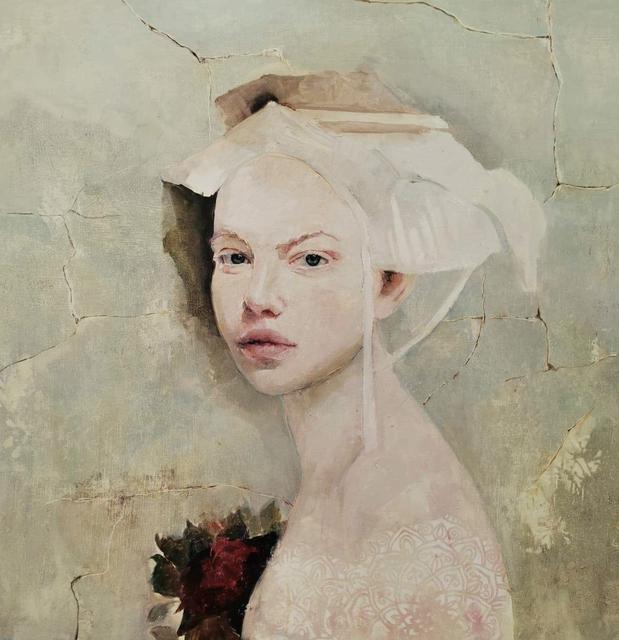 , 'Portait de femme II,' 2020, Galerie Calderone