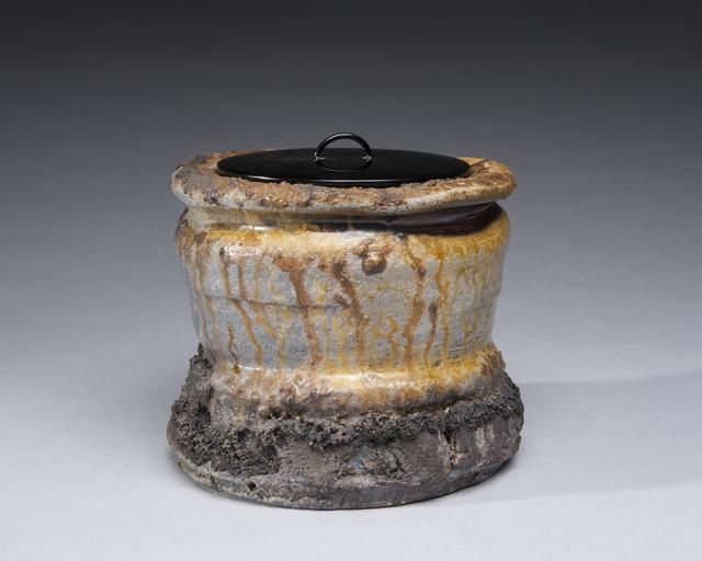 , 'Water Jar with Black Lid,' 2018, LACOSTE / KEANE GALLERY