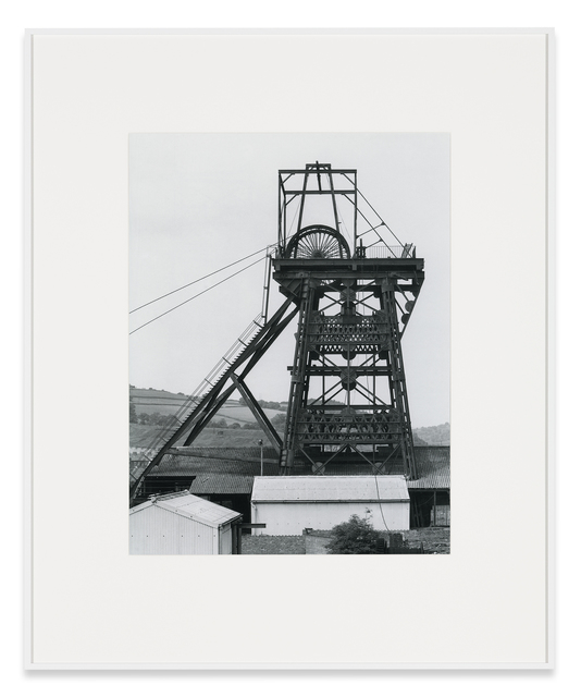 , 'Winding Tower, Merthyr Vale Colliery, Shaft 2, Aberavan, South Wales, GB,' 1966, Sprüth Magers