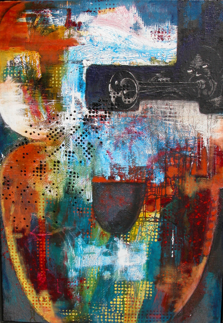 Walter Kraft, '& Jazz', 2015, ARTBOX.GALLERY