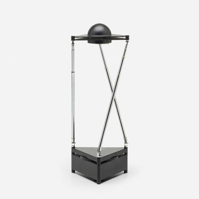 F.A. Porsche, 'Kandido table lamp', 1981, Wright