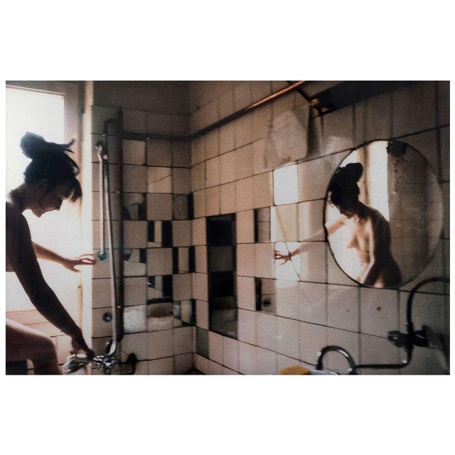 , 'Käthe in the tub, West Berlin,' 1984, Caviar20