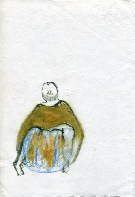 , 'Sacksessel,' 2019, Galerie Britta von Rettberg